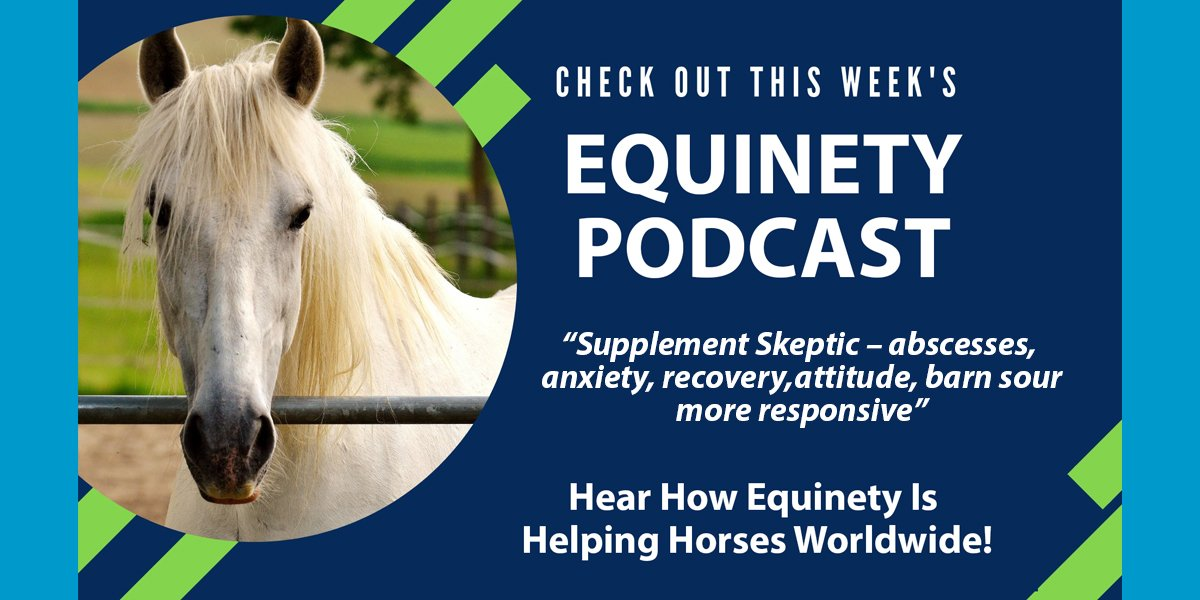 Carl Herren - Supplement Skeptic - abscesses, anxiety, recovery, attitude, barn sour, more responsive, colic issues, weight gain, stronger hooves - need patience