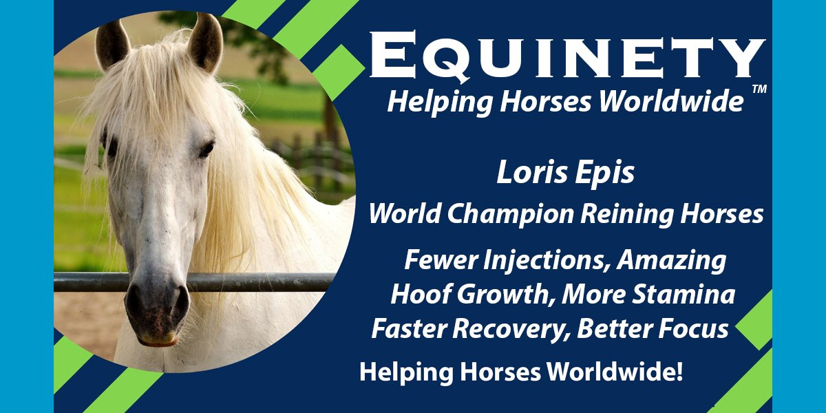 Fewer Injections - More Hoof Growth - Increased Sole Depth - Faster Recovery - More Stamina – Better Focus – Faster Healing
